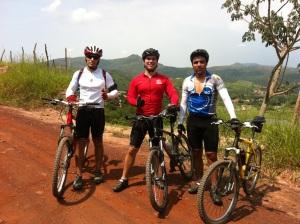 Cesar, Felipe , Guilherme